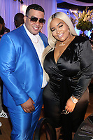 HOLLYWOOD, CA - JUNE 22: Jason Lee and Patience  at Hollywood Unlocked Social Impact Brunch Powered By PrettyLittleThing.com at The Sunset Room on June 22, 2019 in Hollywood, California.  Credit: Walik Goshorn/MediaPunch
