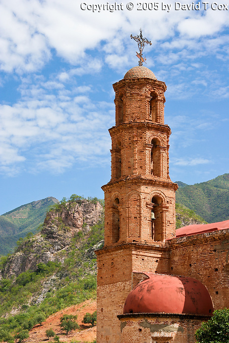 Catedral Perdido, Batopilas, Copper Canyon, Mexico