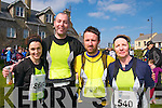 Ballybunion Half Marathon : Taking part in the Ballybunion Half marathon race on Saturday last were Jessica O'Neill, Derek Nagle Terry Trainer & Anne Carmody of the North Kerry Road Runner's group.