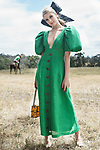Sunday Mail, Fashion with Mirella, Polo inspired fashions. Photo: Nick Clayton