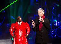LAS VEGAS, NV - October 10:  Tony Vincent and CeeLo Grenn pictured at CeeLo Green & Friends at Planet Hollywood Resort & Casino on October 10, 2012 in Las Vegas, Nevada.© Kabik/ Starlitepics / MediaPunch Inc. /NortePhotoAgency