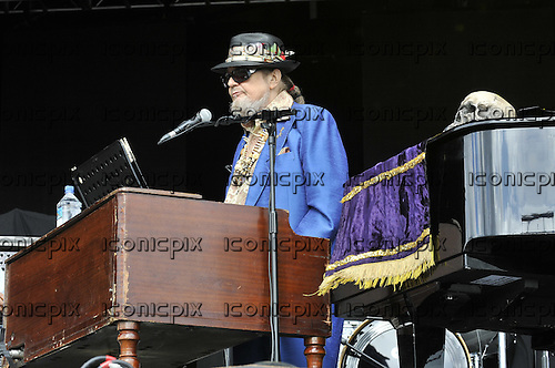 DR JOHN <br /> - performing live on the Main Stage on Day One at Hop Farm in Paddock Wood Kent UK - 29 June 2012<br /> .  Photo credit: George Chin/IconicPix
