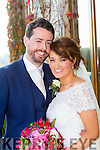 Denise Doyle, Beaufort, daughter of Katherine and the late John, and Rich Boylan, Tralee, son of Richie and Jacinta, who were married at St Mary's church, Beaufort on Friday, Fr Donal O'Connor officiated at the ceremony, best man was Andy Boylan, groomsmen were Paul O'Connor and John Doyle, the brides sister Ellen Doyle was chief bridesmaids with Gemma and Dannielle Doyle, the couple held the reception in the Brehon Hotel