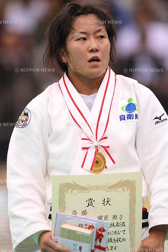 Yoriko Kunihara, APRIL 2, 2011 - Judo : All Japan Selected Judo Championships Women's -70kg at Fukuoka Convention Center, Fukuoka, Japan. (Photo by YUTAKA/AFLO SPORT) [1040].