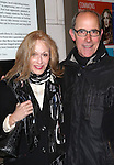 Jan Maxwell and Robert Emmet Lunney attends the 'Outside Mullinger' Broadway opening night at Samuel J. Friedman Theatre on January 23, 2014 in New York City.