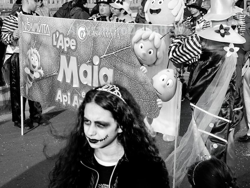 Gallipoli, Carnevale 2017