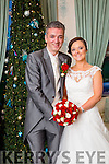Sarah Keane, The Kerries Tralee, daughter of Bernie and Martha Keane, and Shane Fitzgerald, Ballyseedy Tralee, son of Padraig and Joan Fitzgerald were married at Churchill by Fr. Eamon Mulvihill on Thursday 17th December 2015 with a reception at Ballyseede Castle Hotel