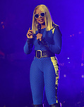 Mary J. Blige in concert at Hard Rock Live in Hollywood, Fla.
