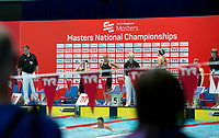 Picture By Allan Mckenzie/SWpix.com - 28/10/2017 - Swimming - Swim England Masters National Champs - Ponds Forge International Sports Centre, Sheffield, England - Swim England, Masters, branding.