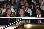 Queen Sofía in Commemorative Concert 50th anniversary of FEAPS. October 31, 2014. (ALTERPHOTOS/Emilio Cobos)