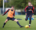Andy Halliday and Barrie McKay