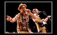 The Dualers - Alton Ellis Tribute - The Hackney Empire, Mare Street, London - 28th June 2008