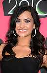 LOS ANGELES, CA. - March 27: Demi Lovato arrive at Nickelodeon's 23rd Annual Kid's Choice Awards at Pauley Pavilion on March 27, 2010 in Los Angeles, California.
