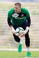 Getafe CF's Vicente Guaita during training session. August 1,2017.(ALTERPHOTOS/Acero) /NortePhoto.com