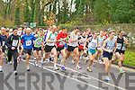 The start of the Feet First 5km in Killarney on Saturday