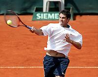 15-7-06,Scheveningen, Siemens Open, semi finals, Garcia-Lopez