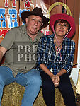 Noel and Catriona Thompson at the Boyne Fishermans barn dance in the Westcourt hotel. Photo:Colin Bell/pressphotos.ie