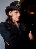Apr 28, 2000: MOTORHEAD - LEMMY Photosession in London