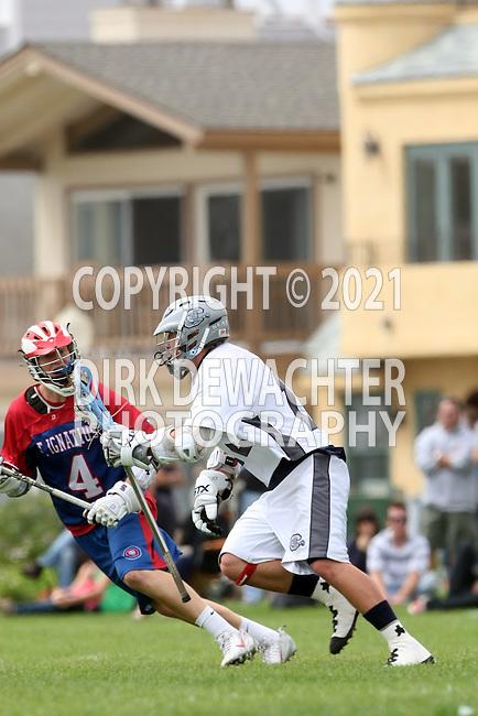 Newport Beach, CA 05/02/09 - Noah Molnar (CDM# 12) and Will Fredericks (SI#4)