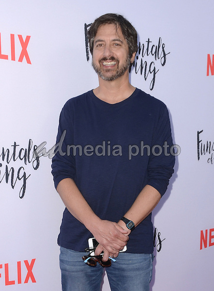 "23 June 2016 - Hollywood. Ray Romano. Arrivals for the Los Angeles special screening of Netflix's ""The Fundamentals Of Caring"" held at ArcLight Hollywood. Photo Credit: Birdie Thompson/AdMedia"
