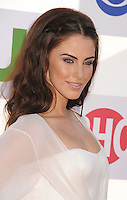 BEVERLY HILLS, CA - JULY 29: Jessica Lowndes arrives at the CBS, Showtime and The CW 2012 TCA summer tour party at 9900 Wilshire Blvd on July 29, 2012 in Beverly Hills, California. /NortePhoto.com<br />
