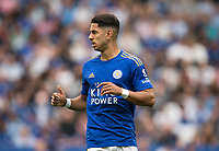 Ayoze Pérez of Leicester City during the Premier League match between Leicester City and Wolverhampton Wanderers at the King Power Stadium, Leicester, England on 10 August 2019. Photo by Andy Rowland.