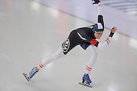 SCHAATSEN: BERLIJN: Sportforum Berlin, 07-12-2014, ISU World Cup, Vanessa Bittner (AUT), ©foto Martin de Jong