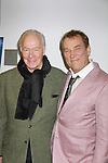 """Christopher Plummer stars in the US Theatrical Premiere Screening of """"The Tempest"""" on November 6, 2011 at Symphony Space's Peter Jay Sharp Theatre, New York City, New York. Producers Barry Avrich and Des McAnuff (who is also Artistic Director of the Stratford Shakespeare Festival where the film was shot) were at the Q&A after the screening.  (Photo by Sue Coflin/Max Photos)"""