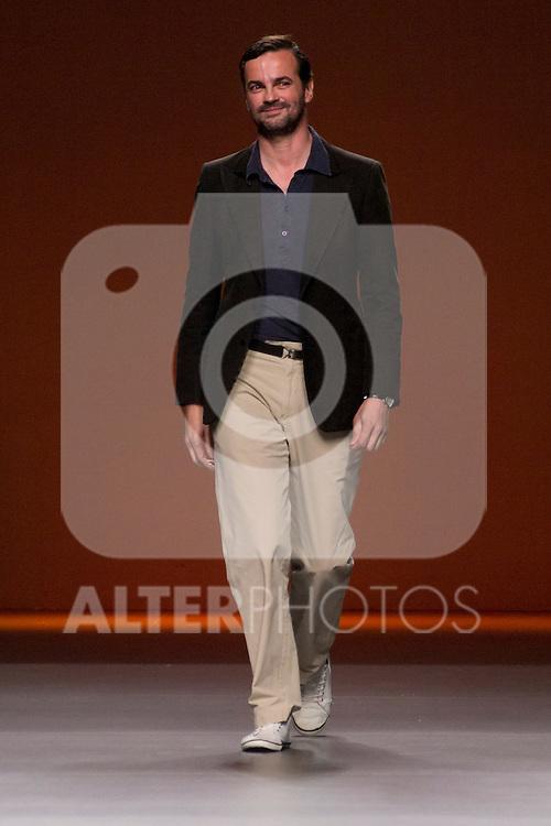 01.09.2012. Models walk the runway in the Lemoniez  fashion show during the Mercedes-Benz Fashion Week Madrid Spring/Summer 2013 at Ifema. In the image Lemoniez (Alterphotos/Marta Gonzalez)