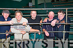 At the Ram and Lamb Show and Sale at Miltown Mart on Friday L-r: John Moriarty (Dingle), John Prendeville (Lispole), D.J Buckley (Keel),John McKenna (Keel) and Mickey O'Connor (Dromid).