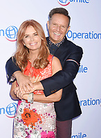 SANTA MONICA, CA - SEPTEMBER 09: Actress Roma Downey and producer Mark Burnett attend Operation Smile's Annual Smile Gala at The Broad Stage on September 9, 2017 in Santa Monica, California.<br /> CAP/ROT<br /> &copy;ROT/Capital Pictures