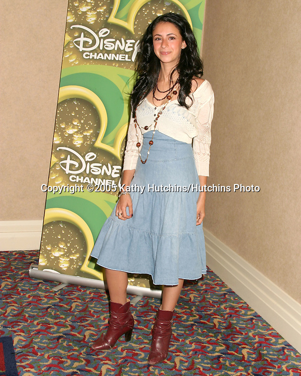 Jessica DiCicco.Disney Kids TV Press Day.Rennasaince Hotel.Hollywood & Highland.Los Angeles, CA.July 6, 2005.©2005 Kathy Hutchins / Hutchins Photo
