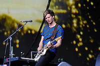LONDON, ENGLAND - JULY 8: Joff Oddie of 'Wolf Alice' performing at British Summertime, Hyde Park on July 8, 2016 in London, England.<br /> CAP/MAR<br /> &copy;MAR/Capital Pictures /MediaPunch ***NORTH AND SOUTH AMERICAS ONLY***