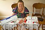 Killorglin Dress-Maker Marian Ahern preparing for her Autumn dress-making classes