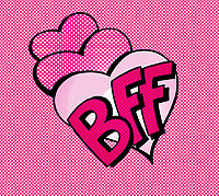 BFF abbreviation for best friends