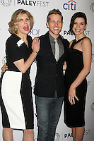 Christine Baranski, Matt Czuchry, Julianna Margulies<br />