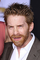 "HOLLYWOOD, LOS ANGELES, CA, USA - MARCH 13: Seth Green at the World Premiere Of Marvel's ""Captain America: The Winter Soldier"" held at the El Capitan Theatre on March 13, 2014 in Hollywood, Los Angeles, California, United States. (Photo by Xavier Collin/Celebrity Monitor)"