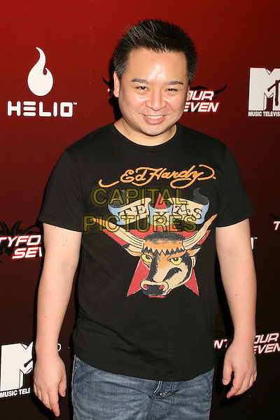 "REX LEE.MTV Series Premiere of ""Twentyfourseven"" at Area, .Los Angeles, California, USA,.29 November 2006..full length.CAP/ADM/BP.©Byron Purvis/AdMedia/Capital Pictures."