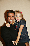 """Cameron Mathison & Lucy Merriam """"Ryan and Emma Lavery"""" attend All My Children Fan Luncheon on September 13, 2009 at the New York Helmsley Hotel, NYC, NY. (Photo by Sue Coflin/Max Photos)"""