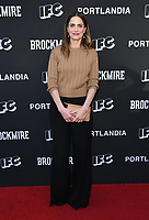 "15 May 2018 - North Hollywood, California - Amanda Peet. IFC's ""Portlandia"" and ""Brockmire"" FYC Event held at the Saban Media Center at the Television Academy. Photo Credit: Birdie Thompson/AdMedia"