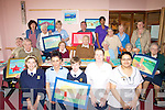 Staff, residents and local school children at Cuil Didin Nursing home in Tralee have been working together to host a number of events at the care facility to mark the Bealtaine festival. These include an art exhibition to showcase the residents work as well as an art project where local pupils from Caherleaheen National School work with residents to create an image of what an older person means to them.