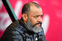 Wolverhampton Wanderers Manager Nuno during AFC Bournemouth vs Wolverhampton Wanderers, Premier League Football at the Vitality Stadium on 23rd February 2019