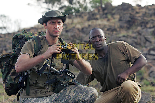 Richard Armitage &amp; Shaun Parkes<br /> in Strike Back: Origins (2010)<br /> *Filmstill - Editorial Use Only*<br /> CAP/FB<br /> Image supplied by Capital Pictures