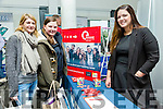 At the ITT  Careers Fair on Tuesday were Paula Hand, Grainne Quirke and Lindsey Chapman from engage-education