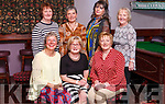 Attending the St. Joseph's Class of '74 (now Coláiste Ide agus Iosef) reunion held last Saturday night in the Winners Circle Bar Abbeyfeale are The Athea Ladies, Seated: Lil Griffin, Mary Ahern & Nora White. <br /> Back: Eileen Barry, Patsy Browne, Geraldine Stapelton & Ann McCarthy.