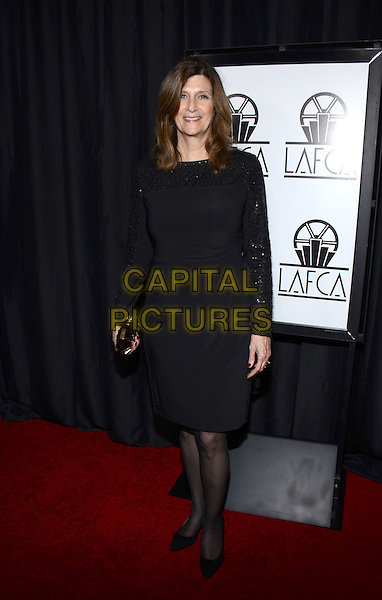 10 January 2015 - Century City, California - Sandra Adair. The 40th Annual Los Angeles Film Critics Association Awards held at InterContinental Los Angeles. <br /> CAP/ADM/TW<br /> &copy;Tonya Wise/AdMedia/Capital Pictures