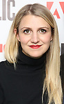 """Annaleigh Ashford attends the """"Sea Wall / A Life"""" opening night at The Public Theater on February 14, 2019, in New York City."""