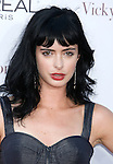 """Actress Krysten Ritter arrives at The Los Angeles Premiere of """"Vicky Cristina Barcelona"""" at the Mann Village Theatre on August 4, 2008 in Westwood, California."""