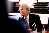 Seminarium om va?rdebaserat ledarskap pa? Kungliga Slottet i Stockholm. Talare var bland annat ingvar Kamprad och Anita Roderick. Arrango?r a?r Scouterna. 2007-04-26. Foto: Magnus Fro?derbergLedarskapseminarium slottet 2007