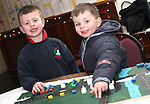 Samuel and Jacob Hanratty at the Presentation from Julianstown Residents Association on their findings from their Villiage Design Workshops...Photo NEWSFILE/Jenny Matthews.(Photo credit should read Jenny Matthews/NEWSFILE)....This Picture has been sent you under the condtions enclosed by:.Newsfile Ltd..The Studio,.Millmount Abbey,.Drogheda,.Co Meath..Ireland..Tel: +353(0)41-9871240.Fax: +353(0)41-9871260.GSM: +353(0)86-2500958.email: pictures@newsfile.ie.www.newsfile.ie.FTP: 193.120.102.198.